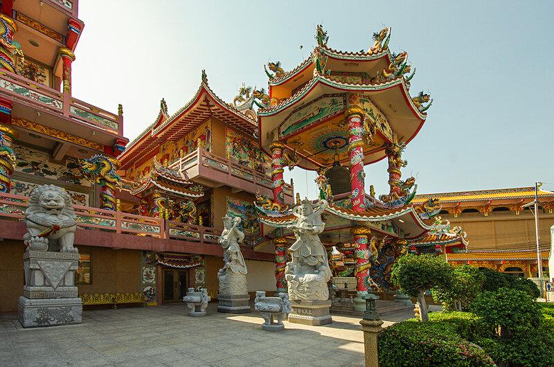 Китайский храм
