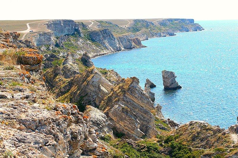 Крым. Дикий берег