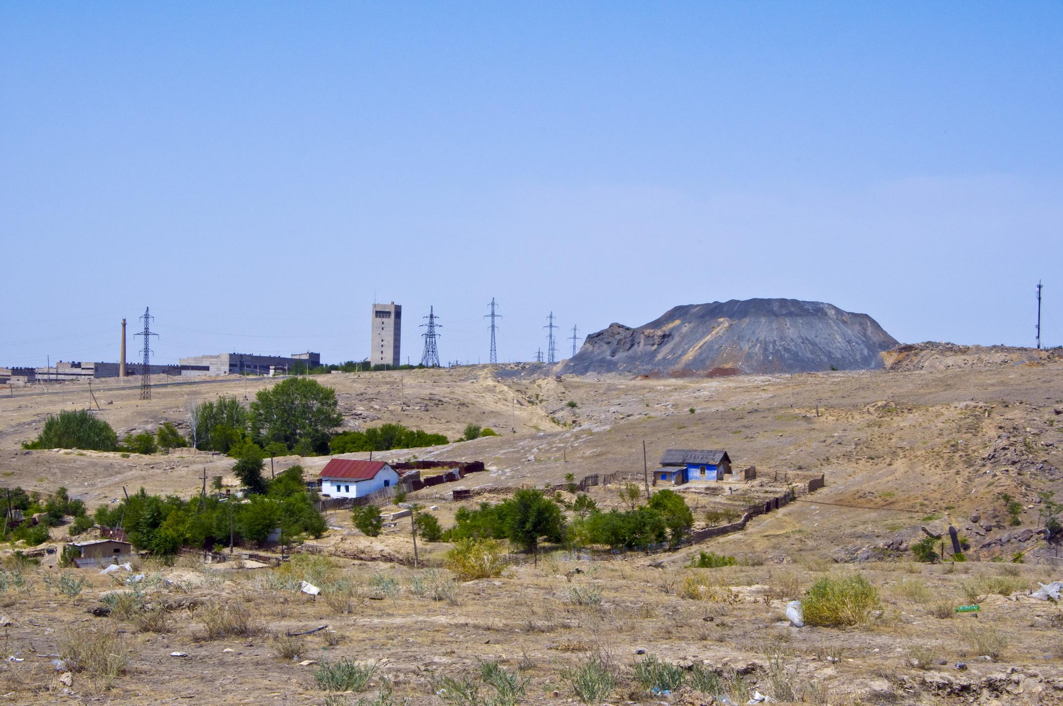 Рудники и производства г.Кентау 0_6ec83_503d9960_orig
