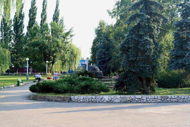 Тамбовская область город Мичуринск фото
