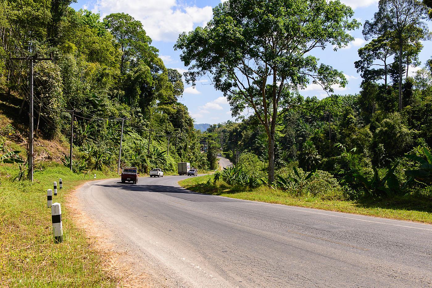 Фотография 2. Необычное путешествие по Таиланду. Отзывы туристов. По пути в Ранонг (200, 35, 9.0, 1/160)