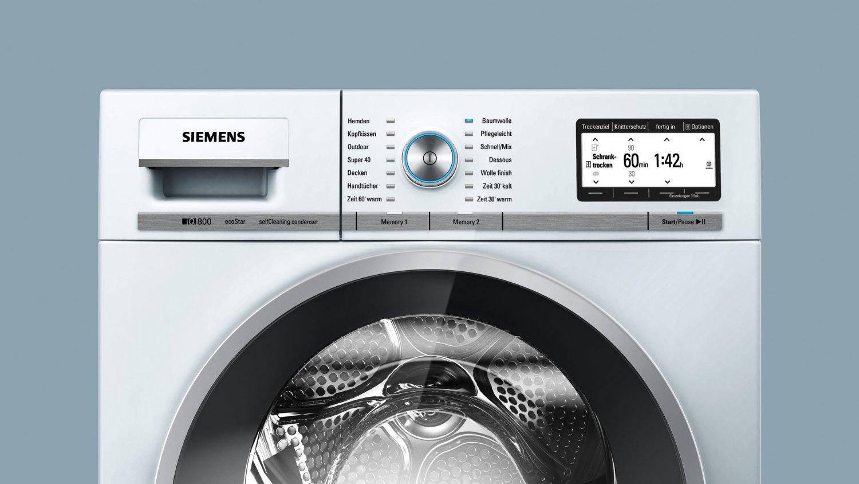 Siemens стиральные машины, магазин