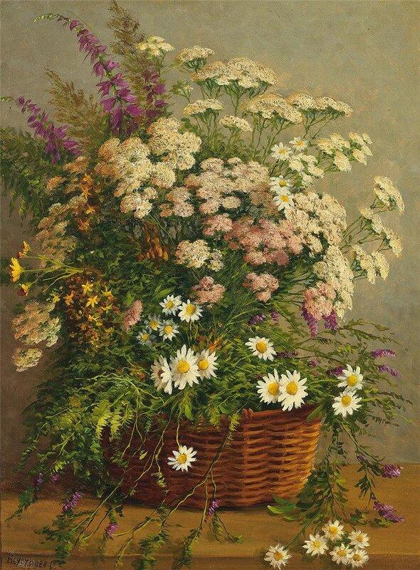 Неустроев С.В.  Летние цветы