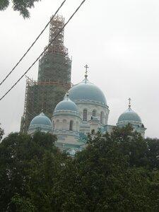 Реконструкция перед визитом Путина