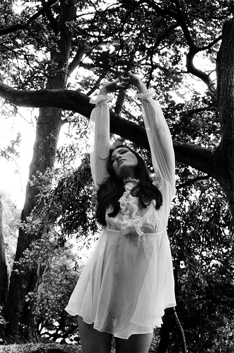 модель Ana, фотограф Brittany Markert