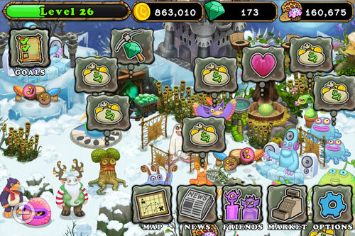 how to play my singing monsters on mac