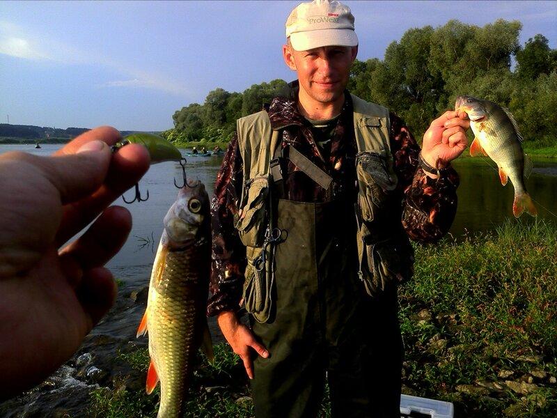 отчеты рыбаков тульской области