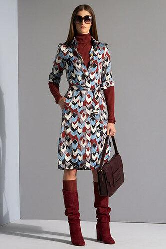 Мода осень-зима 2011 от Diane Von Furstenberg