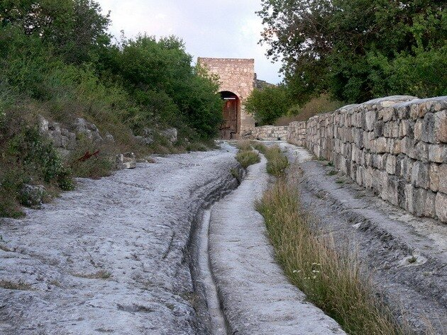 Чуфут-Кале, древний город