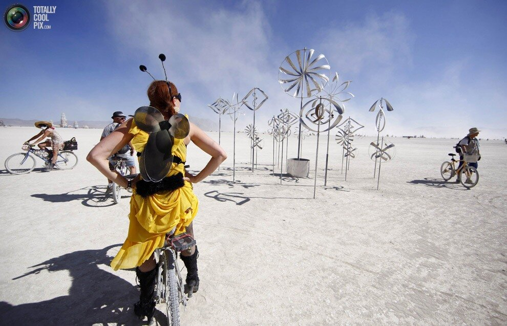 USA-BURNINGMAN/
