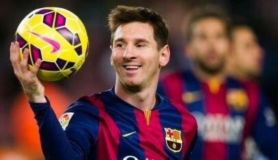 Лучшим футболистом мира признан Лионель Месси из «Барселоны»