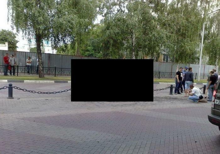 Парковка по-женски (3 фото)