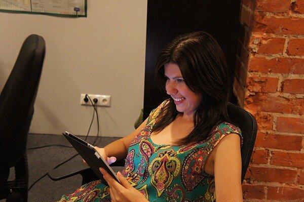 Екатерина Ведмедь, редактор, в Твиттере @EkaterinaVedmed