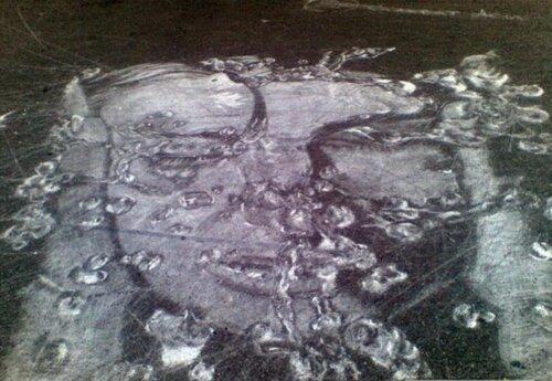 Рисунки на асфальте