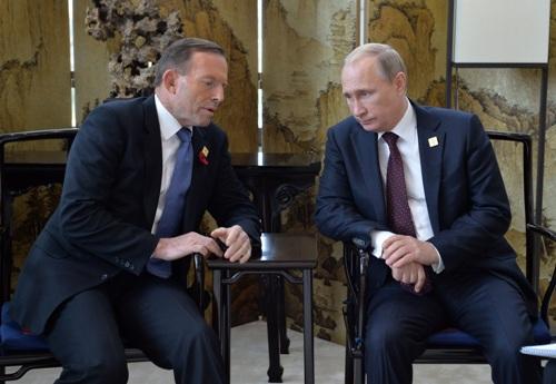 Эббот и Путин