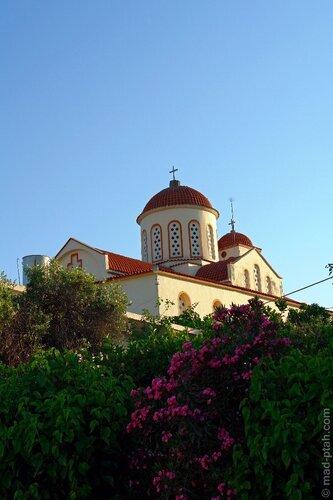 греция, крит, грамвуза