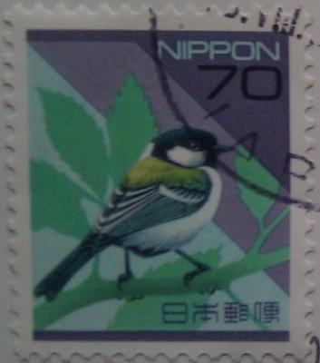 япония синичка 70