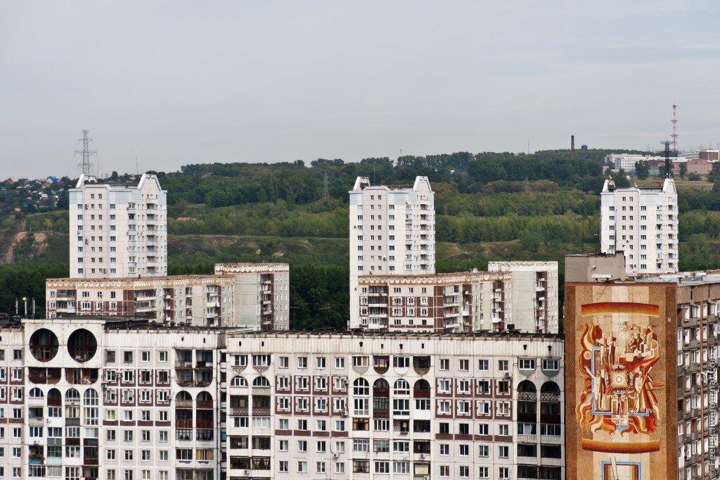 27 жилые высотки на запорожской самая
