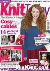 Журнал Knit Today Issue 94
