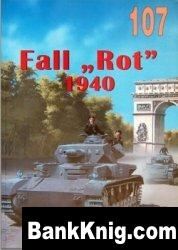 Wydawnictwo Militaria № 107 2000. Fall Rot 1940