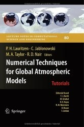 Книга Numerical Techniques for Global Atmospheric Models (Lecture Notes in Computational Science and Engineering)