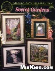 Журнал Cross My Heart CSB-093 Secret Gardens