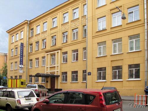 улица Кавалергардская, бывшая Красной Конницы