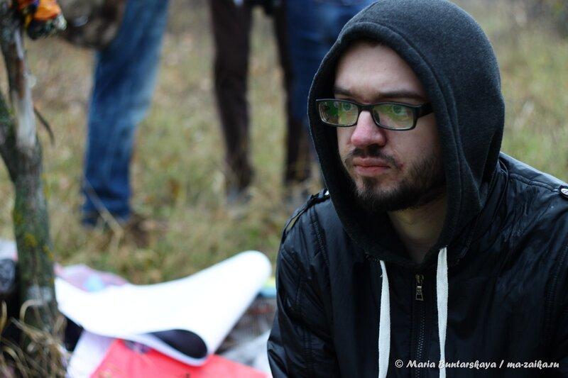 СМешанный лес, Саратов, парк Победы, 27 октября 2013 года