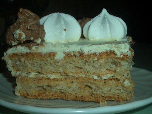 торт Полет