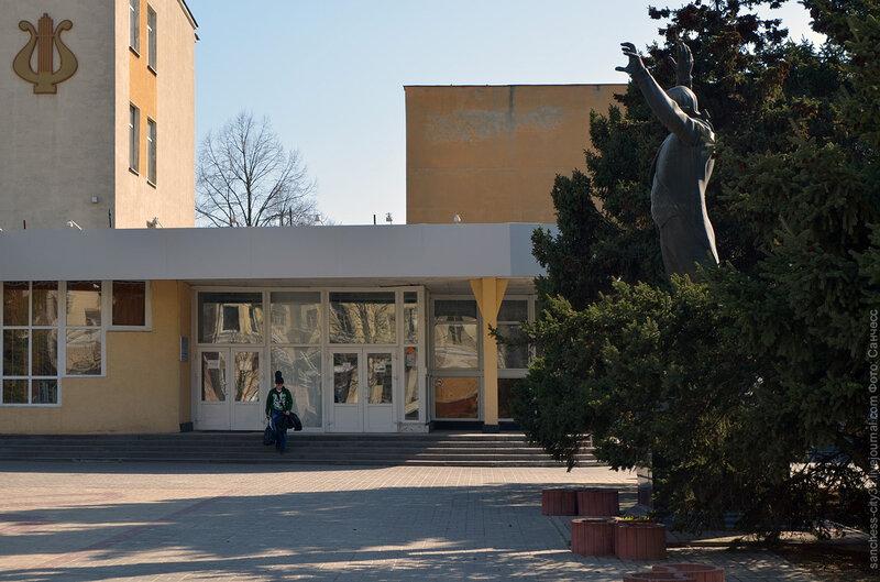 Памятник Степану Дегтяреву, 2015 г