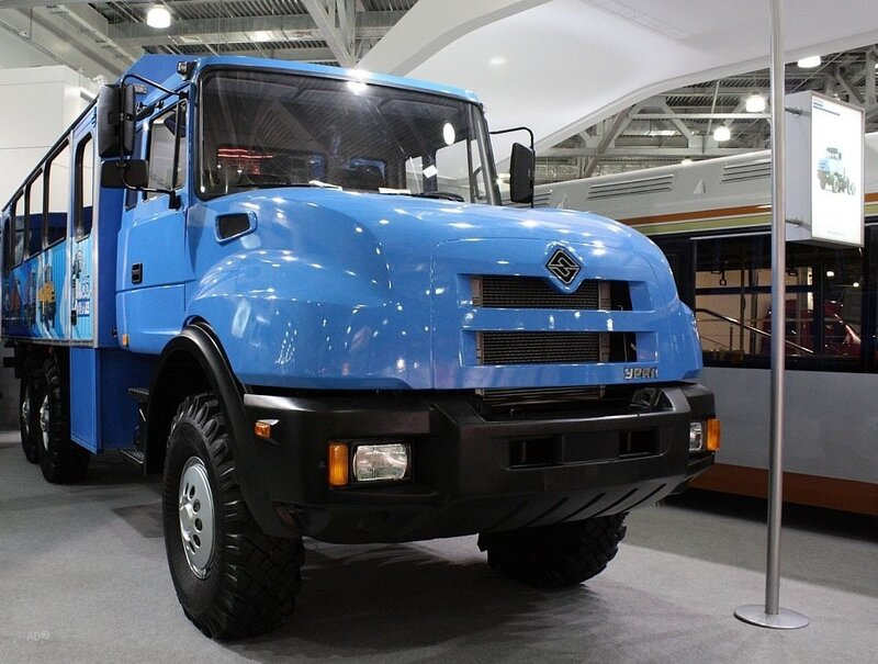УРАЛ-3255-59
