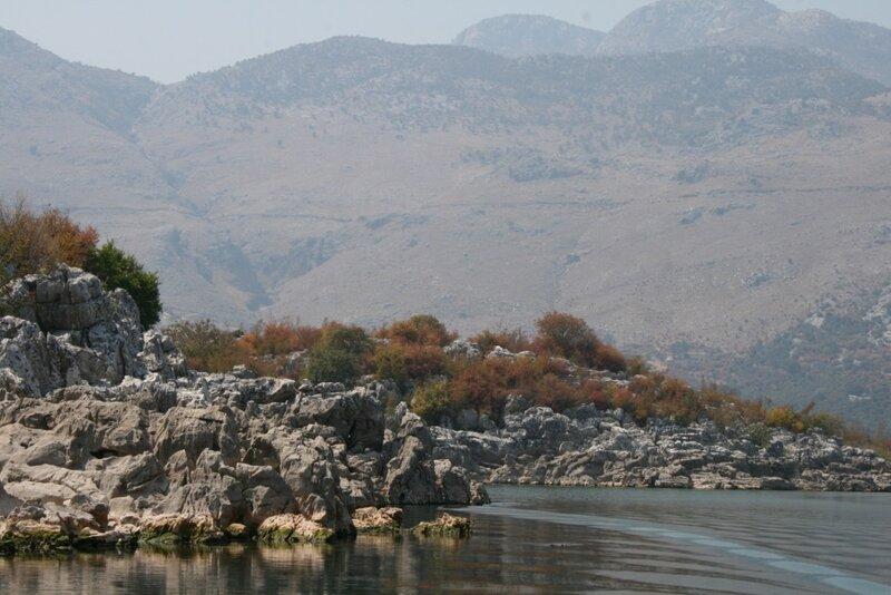Черногория. Скадарское озеро