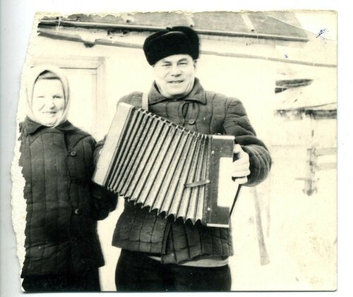 Семейный архиы Арефьевых-Ерохиных
