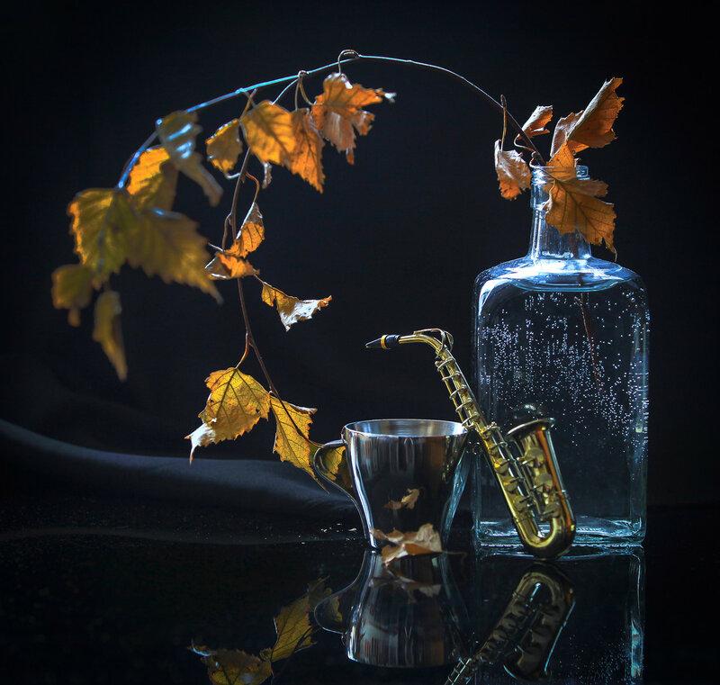 Осенний саксафон