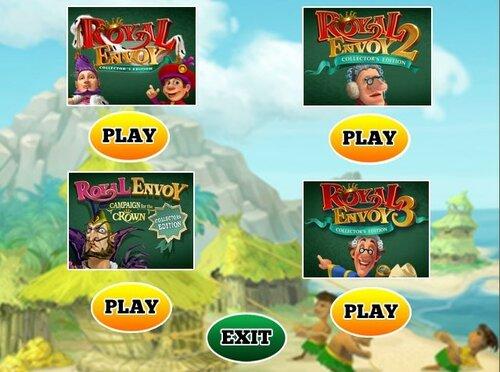 Download Royal Envoy Super Pack