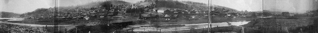 Панорама Ветлуги 1932 г.