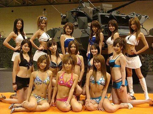 Силы самообороны Японии.