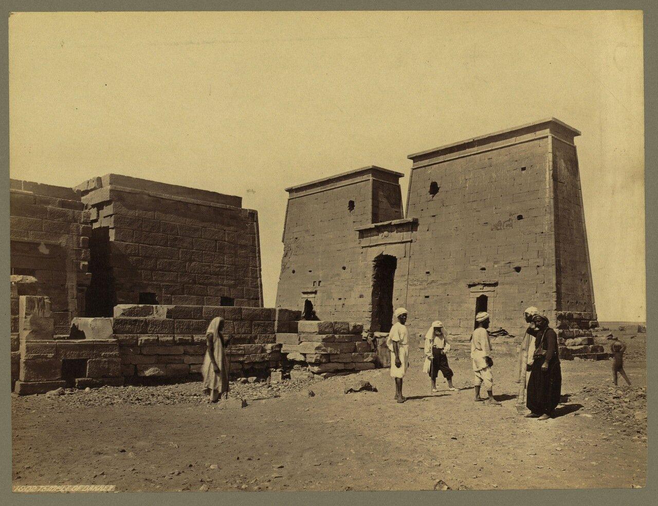 Храм в Дакке