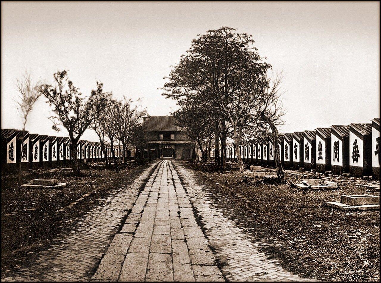 1873. Экзаменационный зал в Кантоне