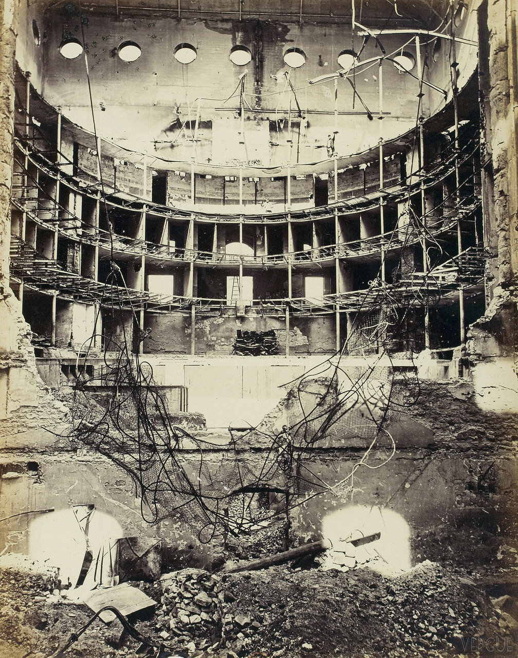 Театр де ля Вилль