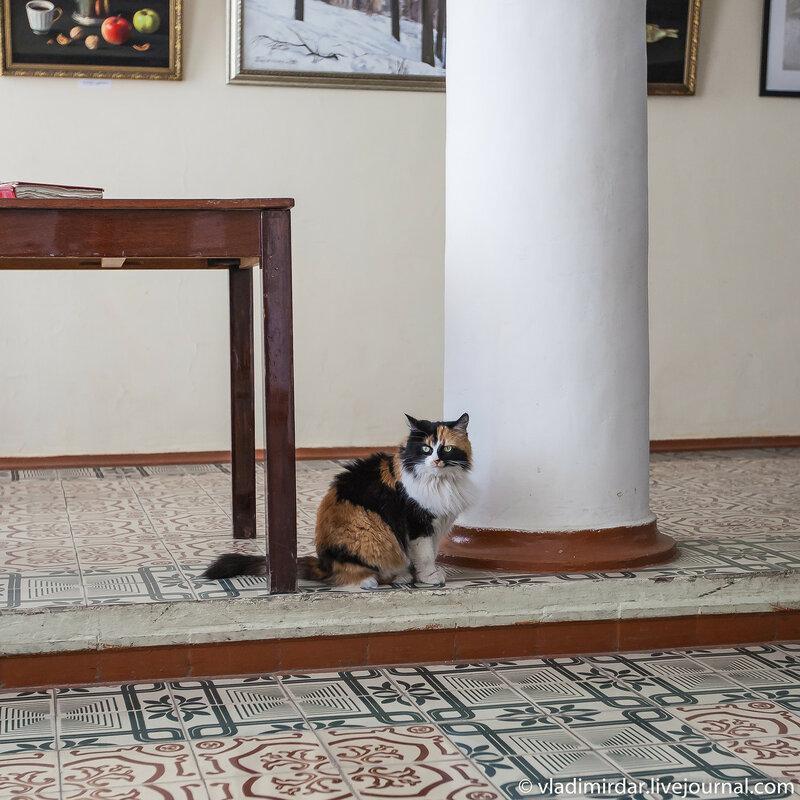 Хранитель Ивановского дворца