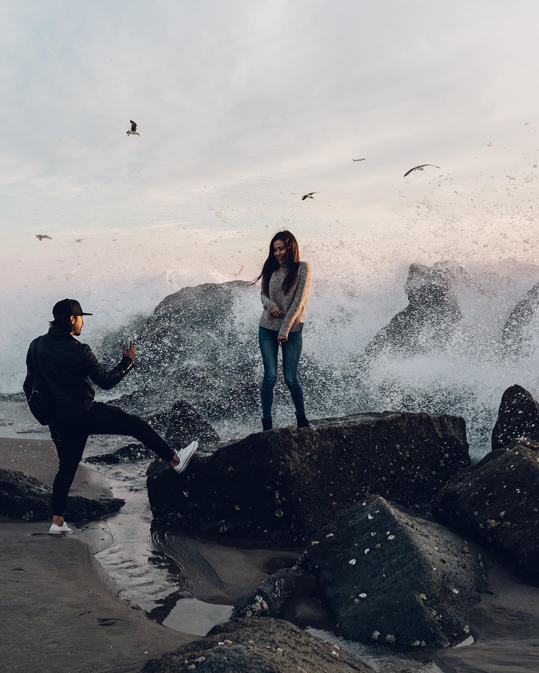 Потрясающие снимки из Instagram Брэда Романо