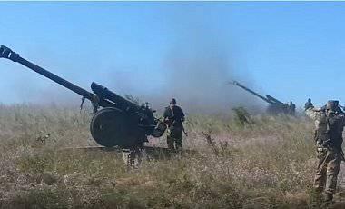 Боевики применили 122-мм артиллерию и ПТРК под Зайцево, из минометов били под Авдеевкой, Чермалыком и Песками, - штаб АТО