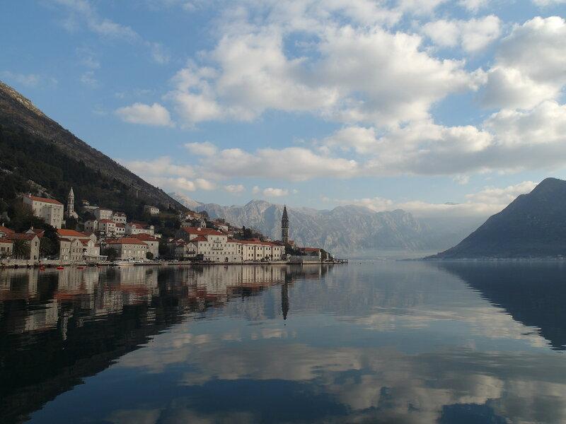 Черногория в декабре