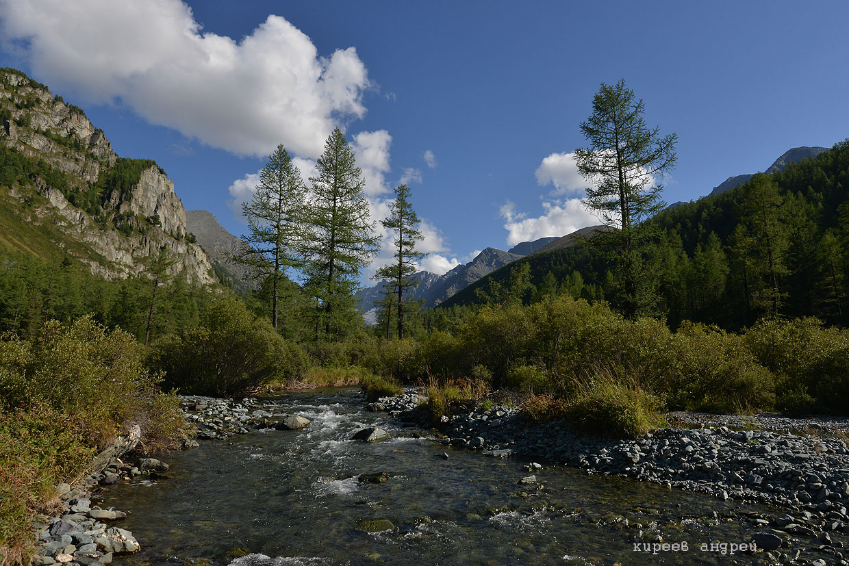 Река Куйгук.