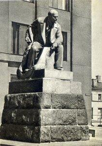 С.Д. Меркуров (1881-1952) Памятник В.И. Ленину, 1939. Москва, Советская площадь. 1959, 20 тыс.jpg