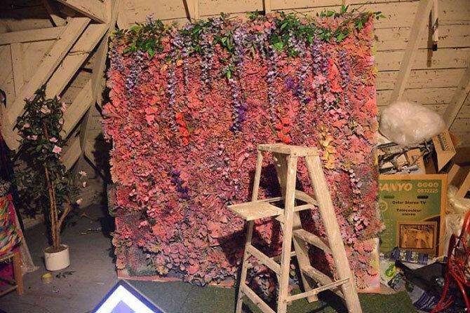 Секретный сад: фотограф превращает свой маленький чердак в место для сказочных фотосессий