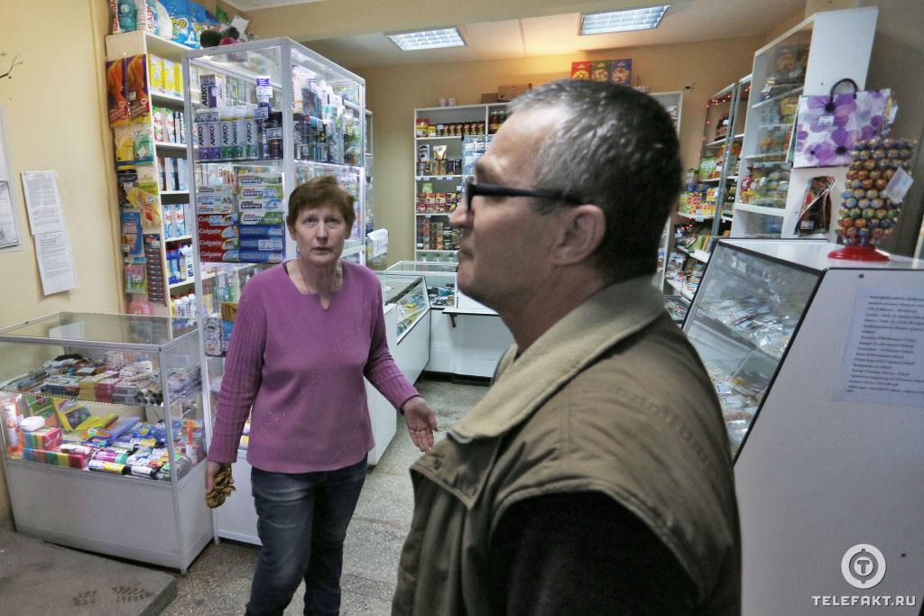 ВЧелябинске продавец магазина ножницами убил клиента