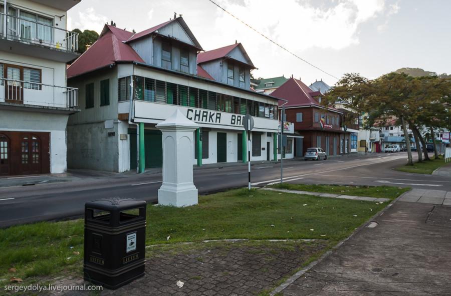4. Типичная улица выглядит так