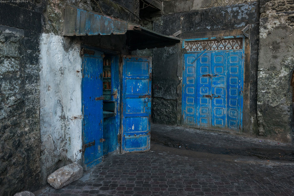 Порт. Моё любимое место в городе: